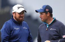 Lowry aware he might need a Ryder Cup wild card from Harrington