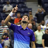 Djokovic moves two shy of Slam with Zverev next at US Open