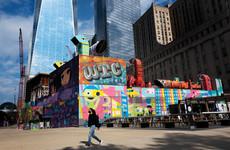 Ground zero rebuilding in New York still unfinished, 20 years later