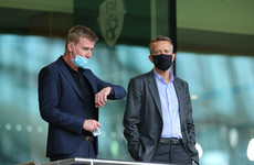 FAI boss Hill gives Stephen Kenny little public assurance over the security of his position
