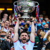 Tyrone crowned All-Ireland champions with key second-half goals taking them past Mayo