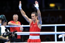 Darren O'Neill to lead Team Ireland at Olympic closing ceremony