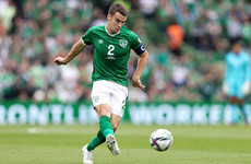 Benitez says Ireland captain Seamus Coleman could make swift return from hamstring injury