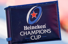 Irish provinces get dates and fixtures for this year's Champions Cup