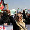 As the Taliban cement their position, they've been making clear their views on the role of women