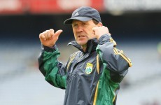 End of the line: Jack O'Connor resigns as Kerry boss
