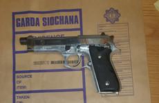 Two handguns, three silencers and ammunition seized during Garda search in Dublin