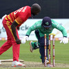 Rain ruins Ireland's second one-day international against Zimbabwe