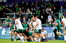 London Irish record impressive victory over Connacht as fans return to the Sportsground