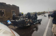 Two killed as tornado strikes small Italian island