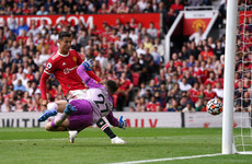 Ronaldo rolls back the years with dream double on Man United return