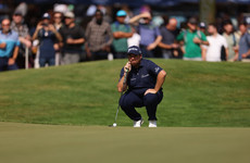 Late birdie could be crucial as Lowry's Ryder Cup race set to go down to the wire