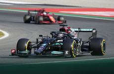 Lewis Hamilton suffers title setback in Monza sprint race