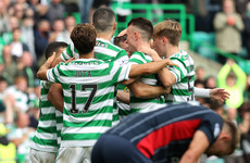 On-loan Spurs youngster on target as Celtic prevail