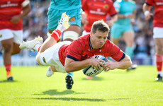 Munster run in five tries in entertaining pre-season win over Exeter