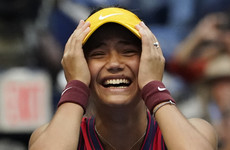 18-year-old Emma Raducanu completes New York fairytale with US Open final victory