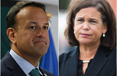 Two opinion polls find Sinn Féin is the most popular party in the country