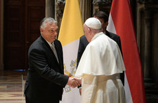 Pope Francis calls for 'openness' after meeting Hungary's Orban