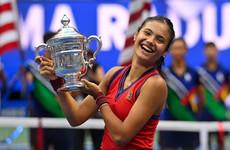 US Open triumph 'an absolute dream' for teen sensation Raducanu