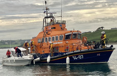 Two rescued after pleasure boat suffers engine failure in Cork