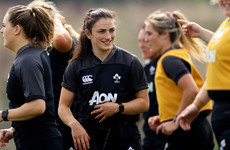 Lucy Mulhall handed Ireland debut for opening World Cup qualifier