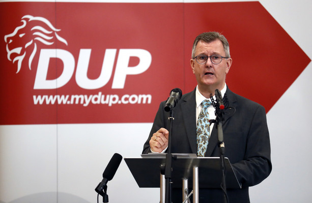 DUP chief fears 'additional unrest' on streets of Northern Eire over protocol