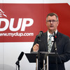 DUP leader fears 'further unrest' on streets of Northern Ireland over protocol