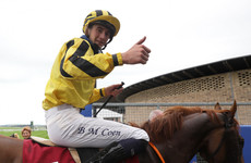 Sonnyboyliston lands another knockout blow to win Irish St Leger