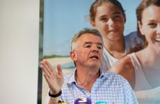 Ryanair boss warns of 'dramatically higher' air fares next summer