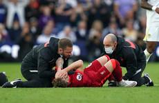Jurgen Klopp relieved Harvey Elliott not in too much pain after 'bad' injury