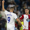 Benzema hat-trick helps Real Madrid to 5-2 win over Celta