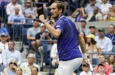 Daniil Medvedev stuns Novak Djokovic to take US Open title