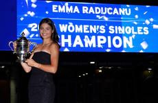 Emma Raducanu can 'rule the world' after shock US Open success