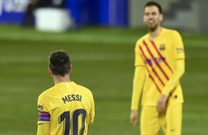Sergio Busquets 'in a state of shock' over Messi's Barcelona exit