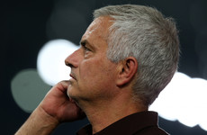 'I tried to convince myself that wasn't a special match but it was a special match' - Mourinho