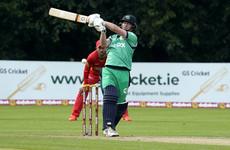McBrine helps Ireland to earn series draw against Zimbabwe