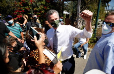 Dozens of candidates try to unseat California governor in 'recall election' - here's how it works