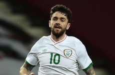 Swansea City boss dismisses links to 'brilliant' Robbie Brady
