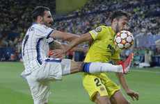 Atalanta strike late to earn point at Villarreal, while Juve park poor Serie A form to begin with win