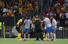 Ole Gunnar Solskjaer bemoans Manchester United's lack of discipline in Bern