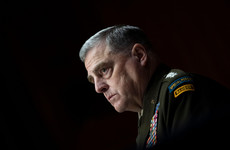 Book claims US military chief feared Trump could order China strike