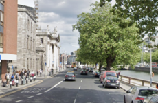 Motorcyclist (20) dies in single-vehicle collision in Dublin city overnight