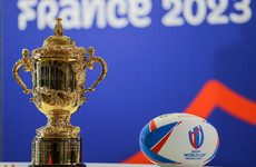 No Irish involvement as England confirm solo bid to host 2031 Rugby World Cup
