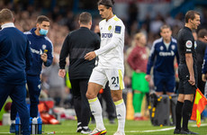 Appeal against Pascal Struijk's red card for Elliott challenge rejected by FA