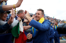 Henrik Stenson named as Team Europe's fifth vice-captain for Ryder Cup