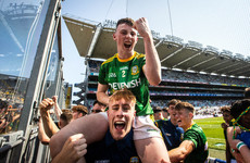 Meath dominate minor football team of the year, with Conor Ennis claiming POTY award