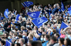 75% capacity approved for Leinster's opening URC fixture at Aviva Stadium