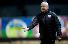 John Caulfield pens new deal with promotion-chasers Galway United