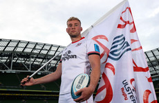 'Hopefully teams can't live with us' – Playing with pace remains the focus for Ulster