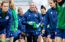 'It means so much to me and my whole family' - Ireland's US-born Everton goalkeeper